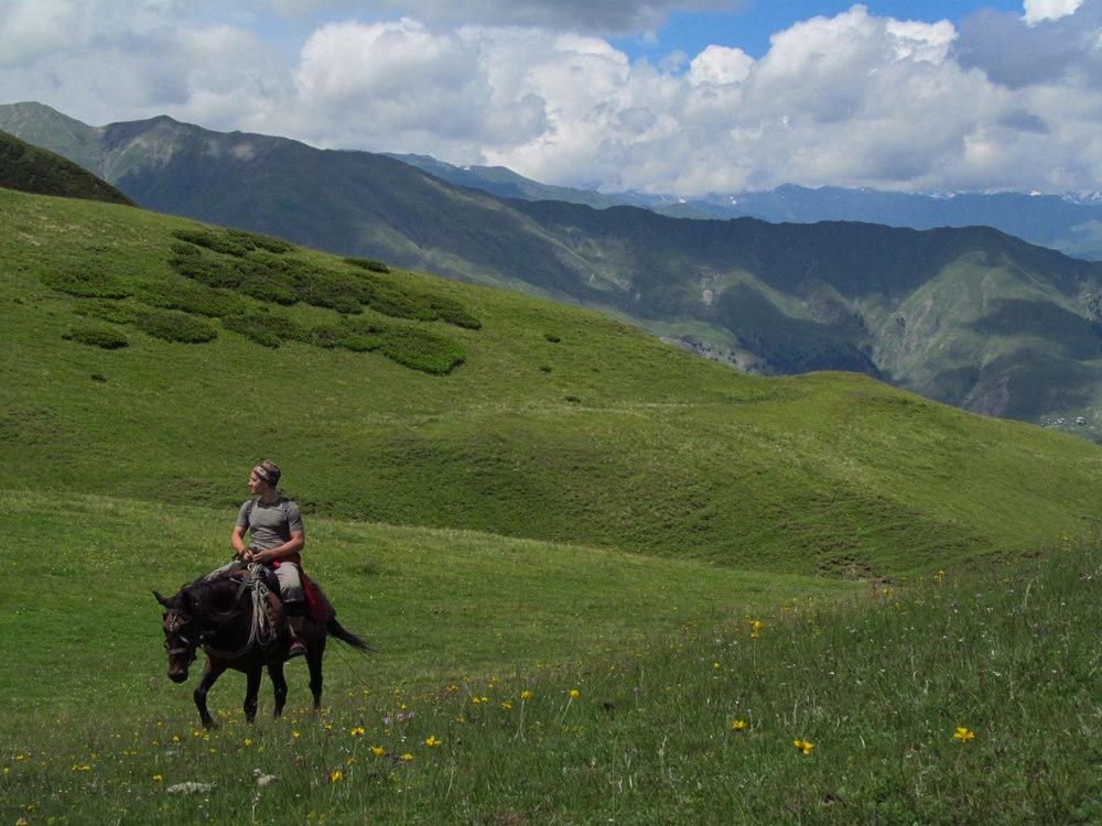 Kaukaz turistika
