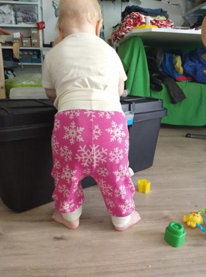 rastúce merino nohavice