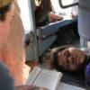 spánok na cestách