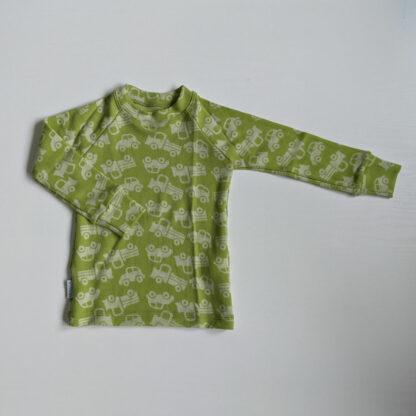 Hrejivé merino tričko pre deti