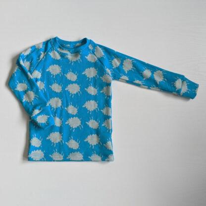 Detské termo merino tričko dlhý rukáv