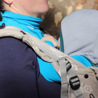 nosičský merino nákrčník