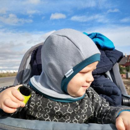 detská merino kukla
