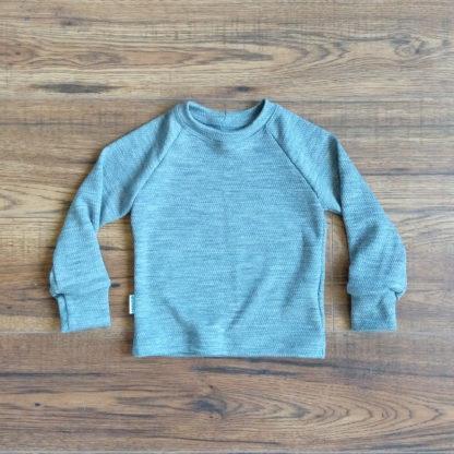 detské merino tričko mesh