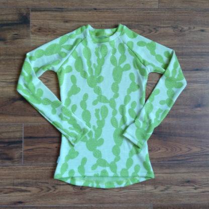 Dámske termo merino triko s dlhým rukávom