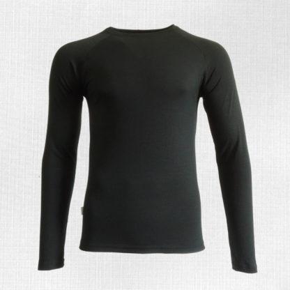 Funkčné merino tričko pánske Kysak s dlhým rukávom