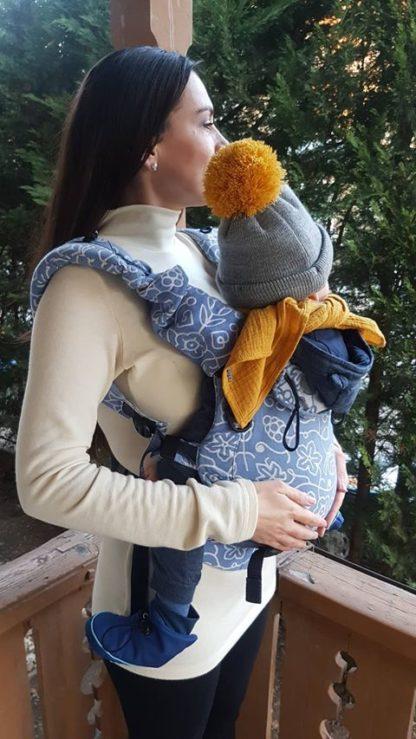 merino rolák na kojenie
