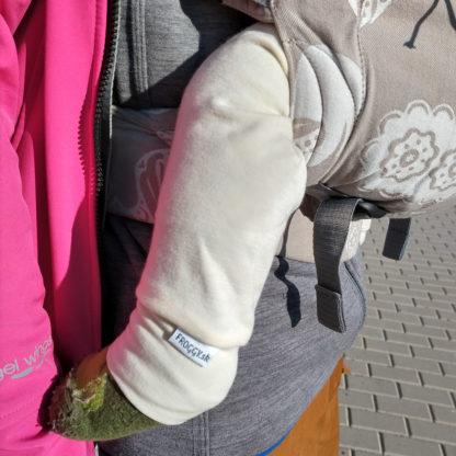 detské merino návleky