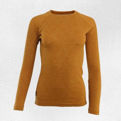 Hrubé merino tričko pre ženy