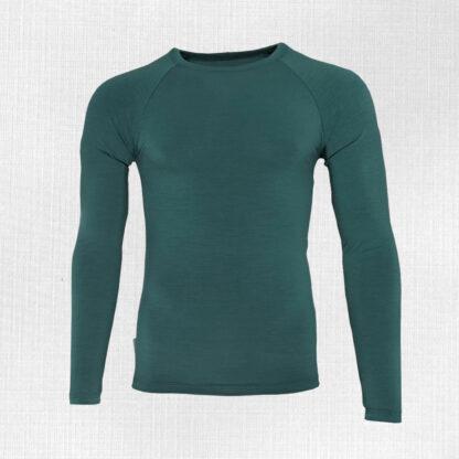 Merino tričko pre mužov elastické