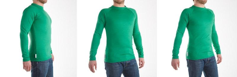 pánske funkčné merino tričko