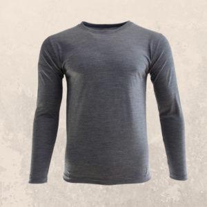 pánske ležérne merino tričko