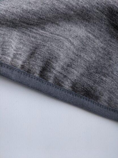 Gumička na lemovanie sivá