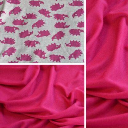 merino ježkovia ružoví │ sýtoružová – sýtoružový patent