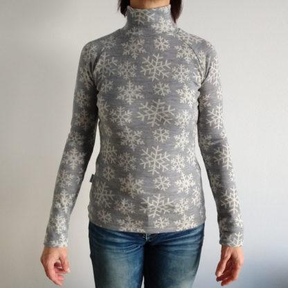 dámske merino tričko