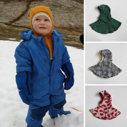 Zimné čiapky pre novorodencov