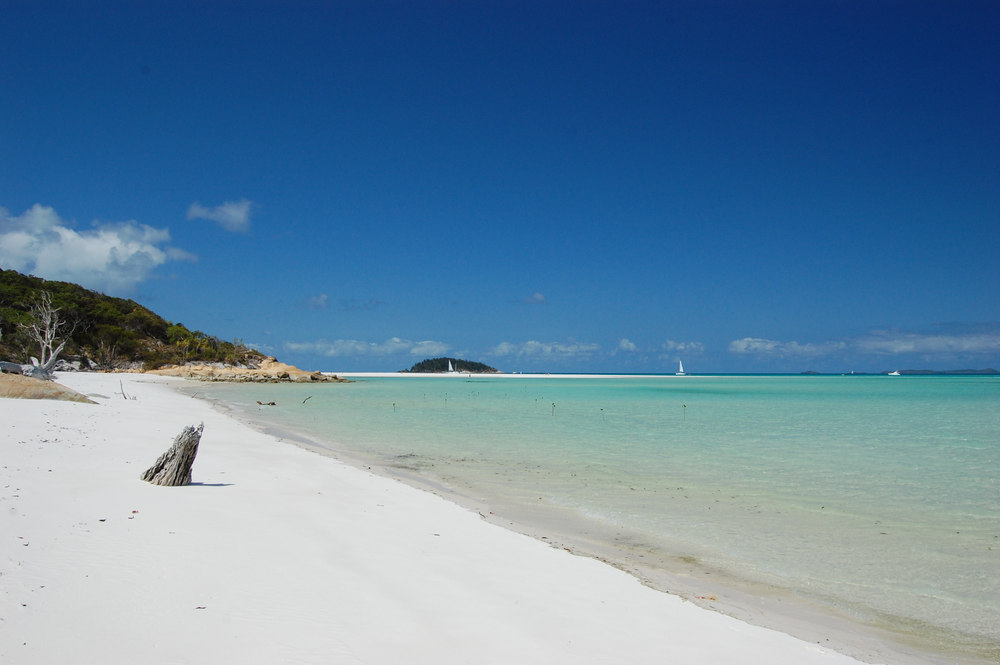 Whiteheaven beach