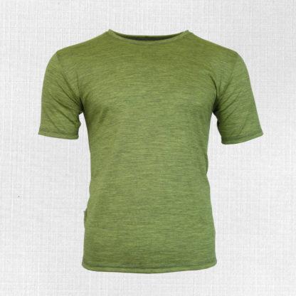 pánske merino tričko casual