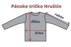 Merino tričko Hruštín