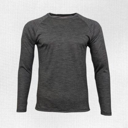 Pásikavé tričko z merino vlny