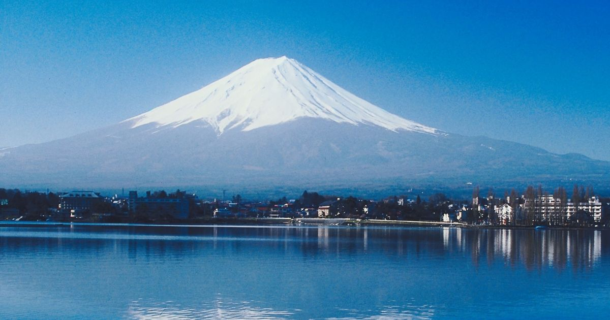 výstup hora Fuji