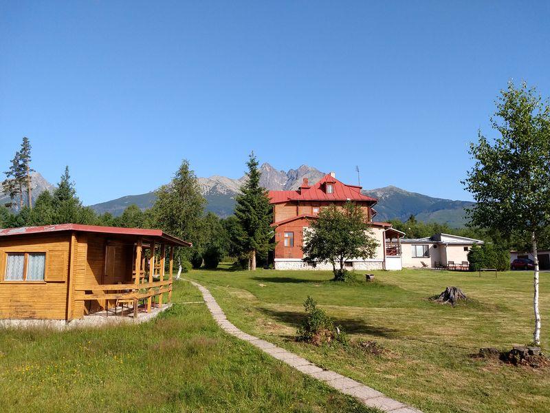 Low cost ubytovanie v Tatrach