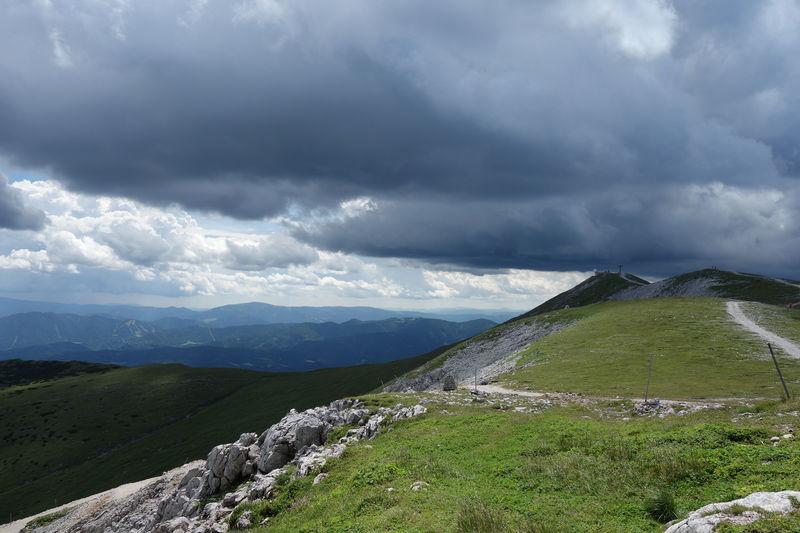 výstup na schneeberg