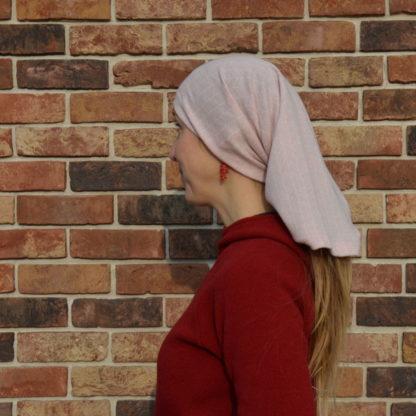 Funkčná termo šatka na hlavu z merina