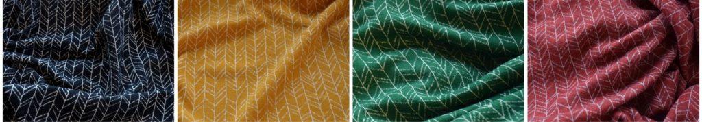 vzory tričko kežmarok
