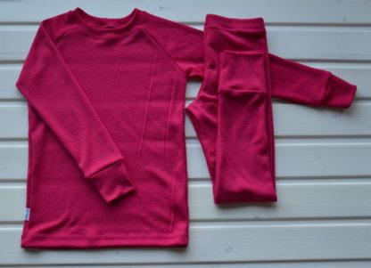 detske termo oblečenie z merino vlny