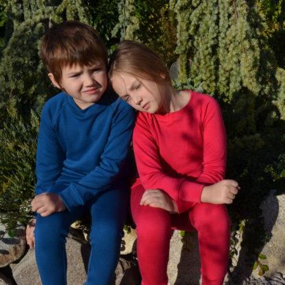 Detské merino oblečenie
