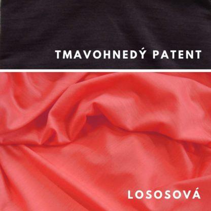 Merino Lososová - tmavohnedý patent