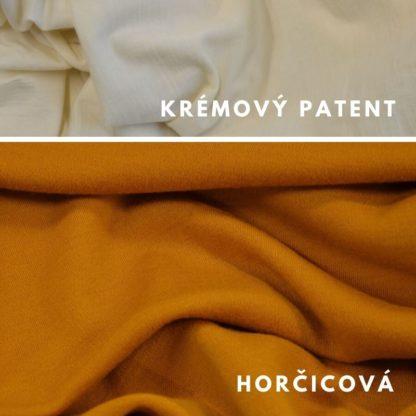 Merino Horčicová - krémový patent