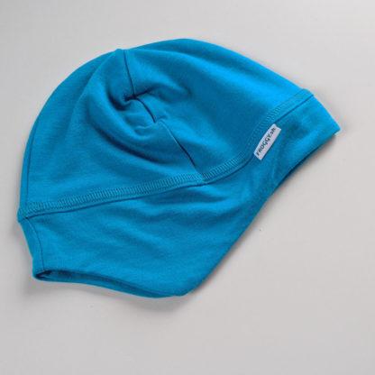 Detská elastická čiapka z merina
