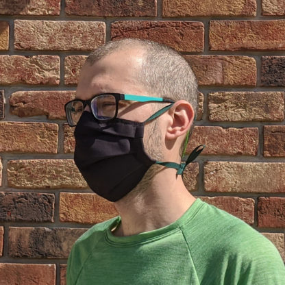 Ochranné rúško na tvár a nos
