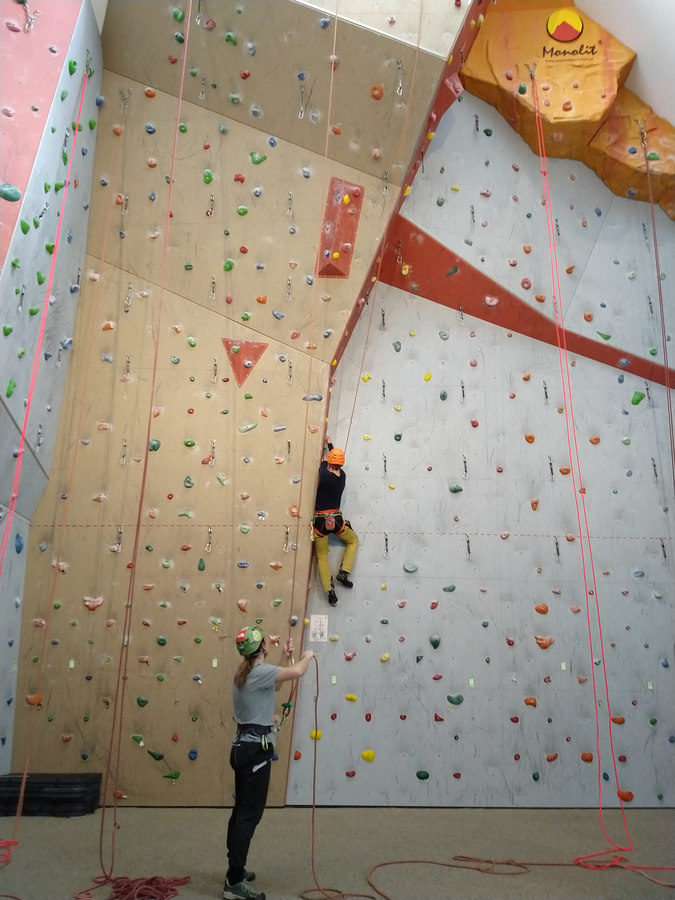vrátna hanuliak lezecká stena
