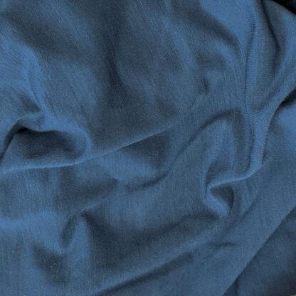 Merino úplet modrá