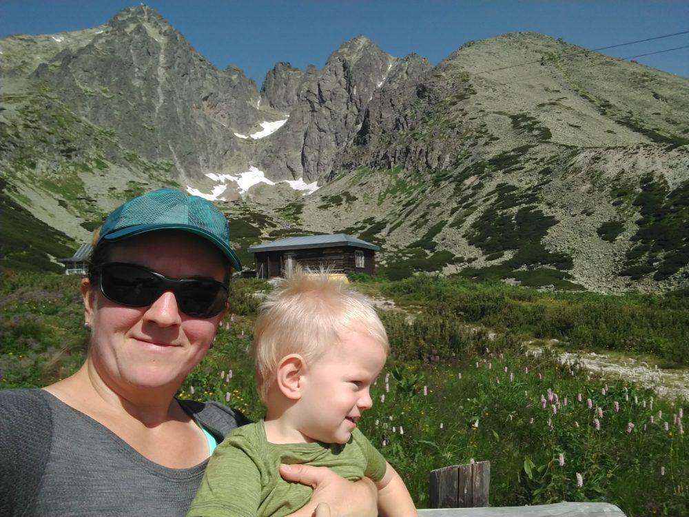 kam s deťmi v Tatrách