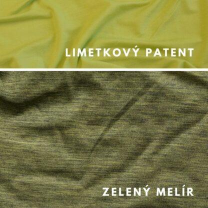 zeleny melir - limetkovy patent