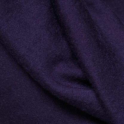 Merino 100% - tmavá fialová 250g