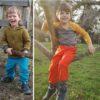 Detské softshellové nohavice s merino vlnou