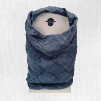 Teplý vlnený šál