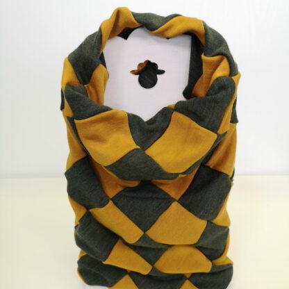 Termo vlnený šál