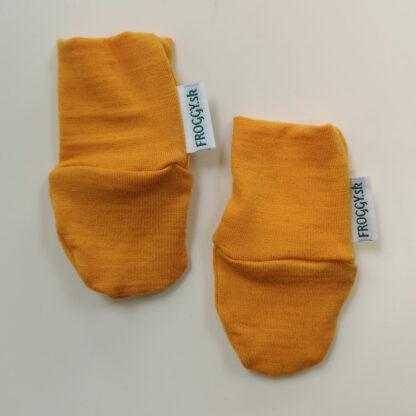 Detské rukavičky tenke z merino vlny