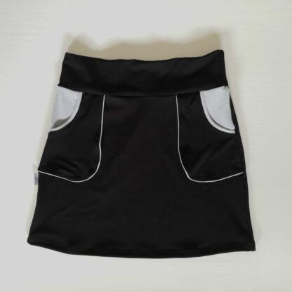 Dámska termo sukňa z merino vlny