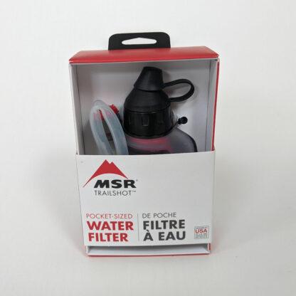 MSR Trailshot filter na vodu