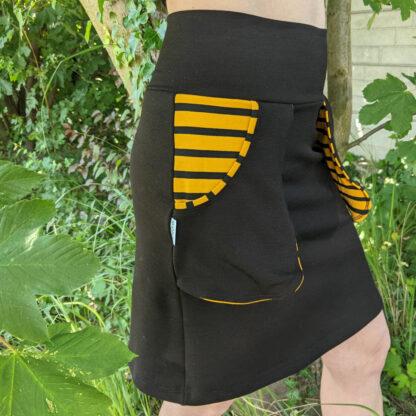 Športová merino sukňa vhodná do prírody