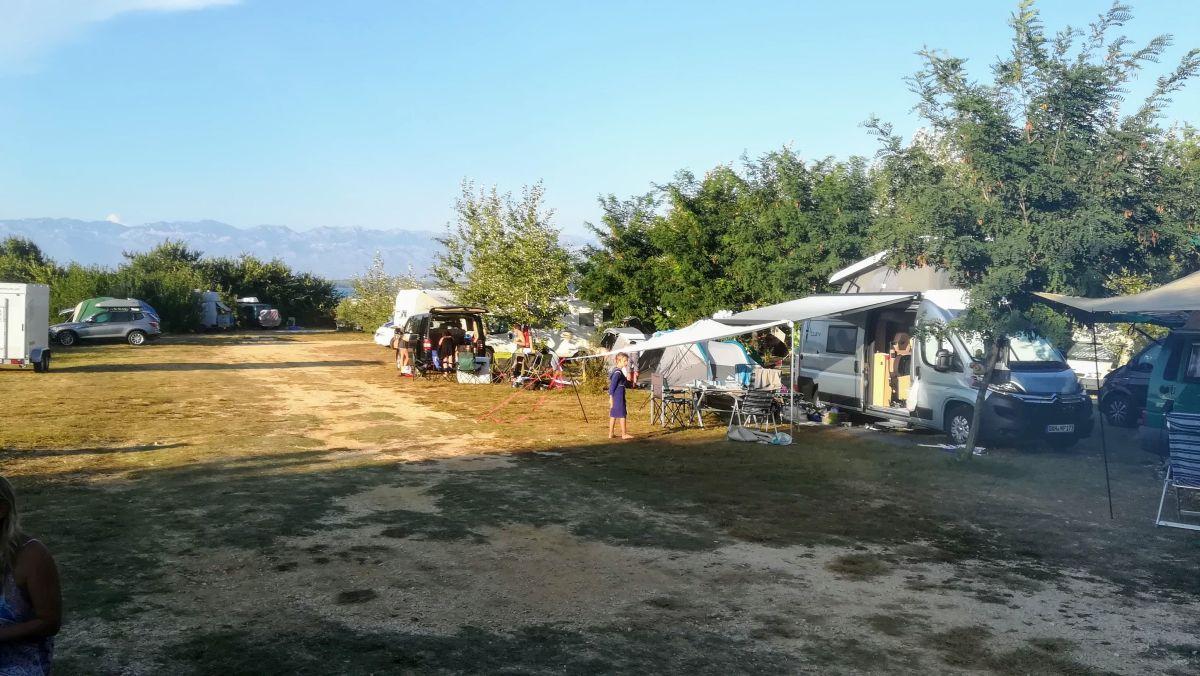 Chorvátsko - kemp Ninská Lagúna