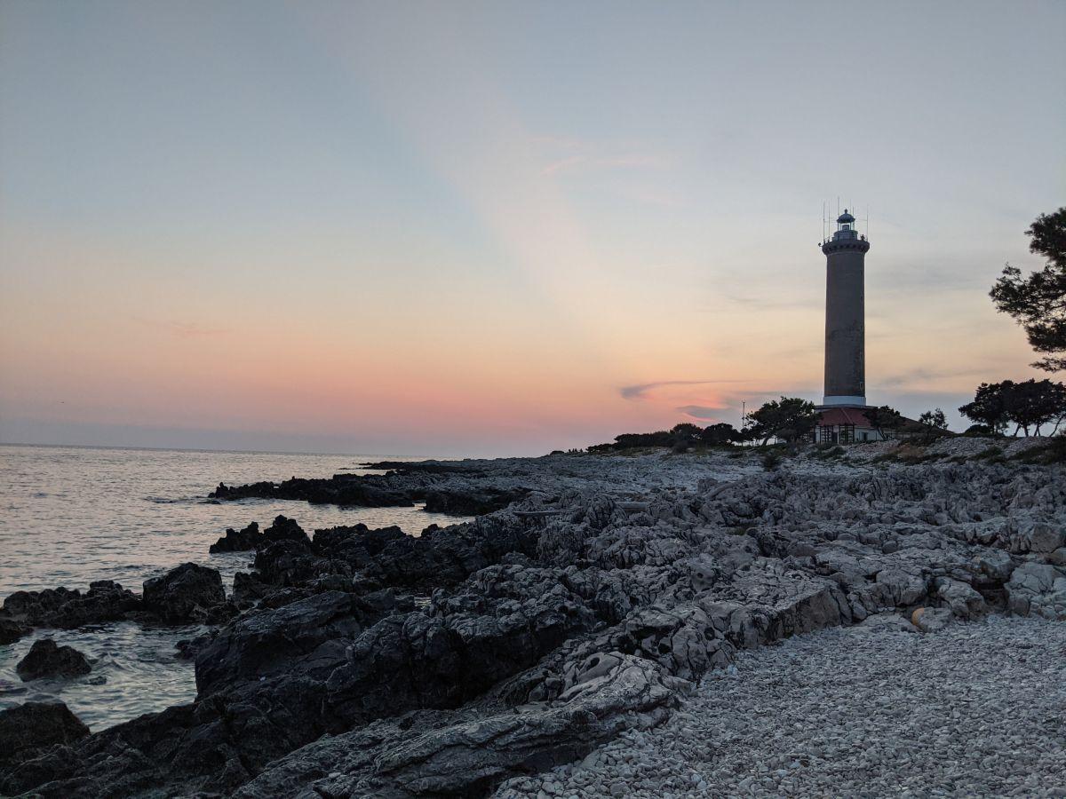 Chorvátsko - Dugi Otok - Veli Rat