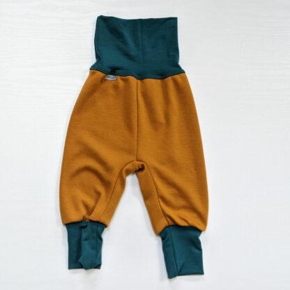 Pohodlné detské merino tepláky